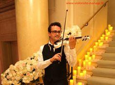 violoniste jazz manouche pour anniversaire