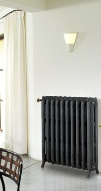 radiateur fonte heat line. Black Bedroom Furniture Sets. Home Design Ideas