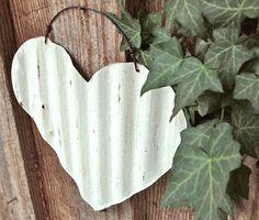 Valentine Door Decor or Garden Decoration Shabby by merritthyde, $12.50