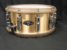 Oh good lord yes!!  Tama Bell Brass 14 x 6.5 snare drum