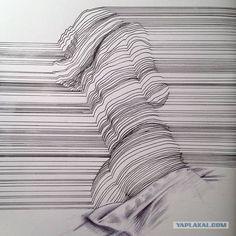 Рисунки маркером 16+