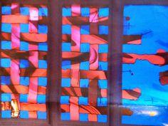 Brian Clarke, stained glass window