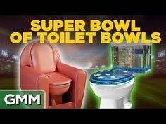 Super Bowl of Toilet Bowls - YouTube