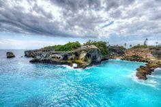 Nusa Lembongan Cliff – Bali, Indonesia
