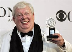 'Harry Potter's' Uncle Vernon, Richard Griffiths, dies at 65