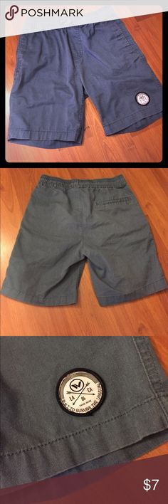 Shaun White Blue Boys Shorts Shaun White Boys Shorts SIZE Medium 8-10 Run a little big, drawstring to tighten, nice blue color. EUC Shaun White Bottoms Shorts
