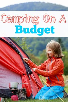 Vacations can be expensive. A nice alternative is to go camping. Read these tips so that you can enjoy camping without breaking the bank!