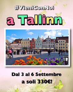 Tallinn, la capitale dell'Estonia, la meta ideale per chi cerca il perfetto mix tra passato e presente.