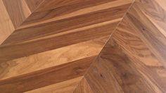 Chevron Herringbone Walnut Natural | Kentwood Floors