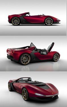 Awesome Ferrari 2017: ''2017 Ferrari Pininfarina Sergio '' 2017 Auto concept, Nouvelles Autos ...  Ferrari Check more at http://carsboard.pro/2017/2017/04/23/ferrari-2017-2017-ferrari-pininfarina-sergio-2017-auto-concept-nouvelles-autos-ferrari/