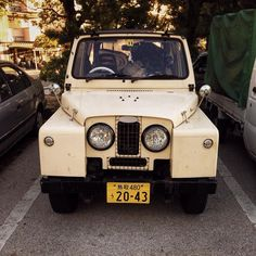 Keicar version of a Land Rover Defender #keicar #keijidosha #軽自動車 #onlyinjapan #landroverdefender #miyajima by tezzztabber Keicar version of a Land Rover Defender #keicar #keijidosha #軽自動車 #onlyinjapan #landroverdefender #miyajima
