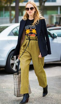 Are you living up to your style potential? Find out what you need to toss out to live up to it here. #streetfashion,