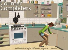 Counter Completers: Add-ons for Eight In-Game Counters   Nixed Sims
