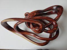 Curva de Moebius com corte lateral