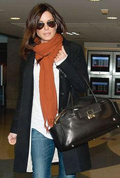 37f12d3ca0 7 Foolproof Tips for Mastering Chic Airport Style