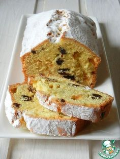 Raisin Cake - recipe- Кекс с изюмом – кулинарный рецепт Raisin Cake – recipe - Russian Cakes, Russian Desserts, Russian Recipes, Sweets Recipes, Baking Recipes, Cake Recipes, Banana Pudding Desserts, Raisin Cake, Easy Cake Decorating