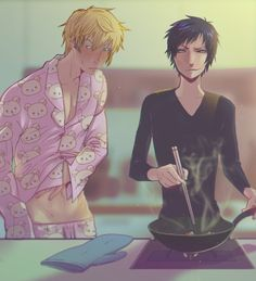 Izaya Orihara, Shizaya, Durarara, K Project, Cool Art, Fan Art, Manga, Cute, Anime Boys