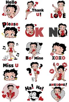 Not a quote, I know, but I do love Betty Boop! Imagenes Betty Boop, Betty Boop Tattoos, Black Betty Boop, Thanksgiving Pictures, Betty Boop Pictures, Jessica Rabbit, Cartoon Characters, Little Pony, Painted Rocks