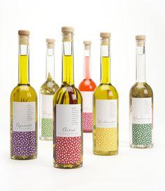 Gelungene Flaschenetiketten. Inspiration für das nächste Design-Projekt!