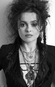 Helena Bonham Carter makes brave attempt to pitch admirably British 'Prambrella'…