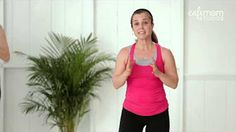 30-Minute Cardio - The CafeMom Studios Workout - YouTube