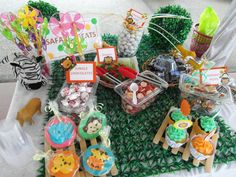 more treats! Worms, Treats, Table Decorations, Chocolate, Party, Kids, Home Decor, Sweet Like Candy, Young Children