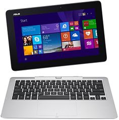 ASUS Transformer Book 12-Inch T200TA-C1-BL 2-in-1 Detachable Touchscreen Laptop, 4 GB RAM, 64 GB Storage - http://smalllaptops.ellprint.com/asus-transformer-book-12-inch-t200ta-c1-bl-2-in-1-detachable-touchscreen-laptop-4-gb-ram-64-gb-storage/
