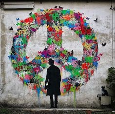 It's the of October, the day to publish our Street Art and Graffiti best of for September In September they were a lot of art fests and street art events all around th… Murals Street Art, Street Art News, Street Art Graffiti, Mural Art, Street Artists, Wall Mural, Banksy Graffiti, Bansky, Yarn Bombing