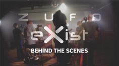 Behind the scenes Exist video