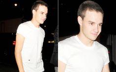 Liam Payne aparece de cabelo raspado! Veja fotos! - Cliques - CAPRICHO