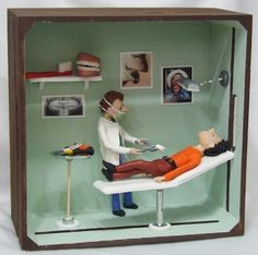 Do you like the design of this new dental office? Very small, efficient and compact!