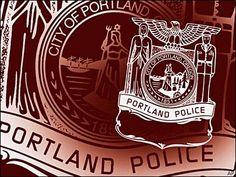 portland police graphic