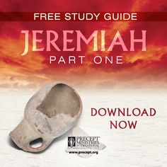 "In the days of Jeremiah, Israel's spiritual condition was much like our nation's today. God chose Jeremiah to call people to turn from sin and idolatry and return to Him. Facing unbelievable opposition, Jeremiah warned the people who wouldn't listen of God's holy wrath that would soon be poured out. Join Kay Arthur on ""Precepts For Life"" for the powerful study in Jeremiah, ""Return to Me."" Get your FREE Download Study Guide www.precept.org"