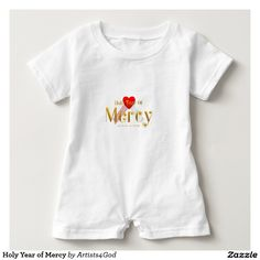 Holy Year of Mercy #Toddler  #TShirt  #HolyYear of #Mercy #products for #sale  #Catholic #PopeFrancis #gifts