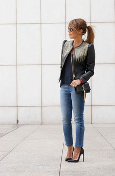 Want that leather jacket!