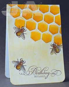 Birthdays are for the bees!