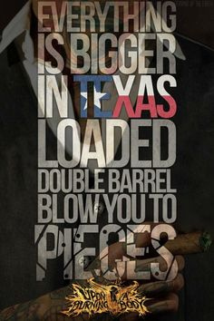 Texas Blood Money | Upon a Burning Body // Red White Green ...