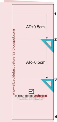 Cómo hacer una calza o leggins a medida. Trazado del patrón de costura y molde gratis para descargar en varias tallas