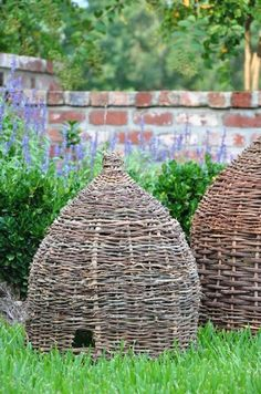 french bee skeps: