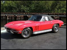 1965 Chevrolet Corvette Convertible  Maintenance/restoration of old/vintage vehicles: the material for new cogs/casters/gears/pads could be cast polyamide which I (Cast polyamide) can produce. My contact: tatjana.alic@windowslive.com