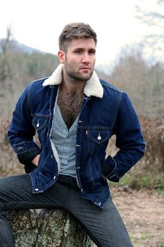 Jared Allman....he has the hairiest chest i've ever seen on a white man