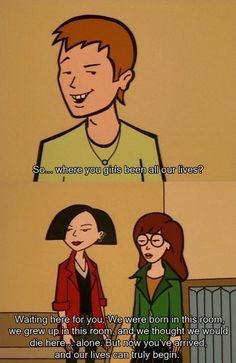 Daria's awesome