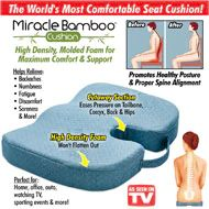 Miracle Bamboo Orthopedic Cushion 38566 Collections Etc Cushions Proper Sitting Posture