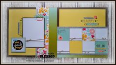 Just Crazy Blessed : 'Happy Times' Workshop with Cutting Files!