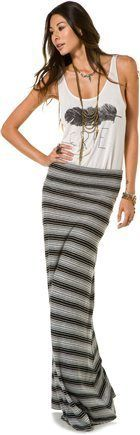 Billabong Dreamscaper Maxi Skirt   $39.50