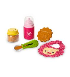 Little Mommy Baby Dolls & Accessories - Snack Time