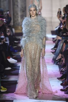 Elie Saab Spring 2018 Couture Photos