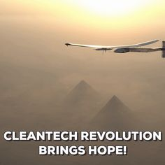 To take the success of the solar-powered flight around the world further, the Solar Impulse Foundation is selecting 1000 solutions that protect the environment in a profitable way and awarding them the Solar Impulse Efficient Solution Label. Solar Energy, Solar Power, Solar Panel Companies, Save Environment, Global Warming, Solar System, Solar Panels, Airplane View, Sustainability