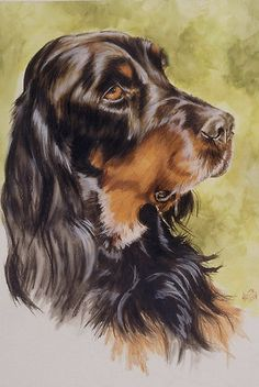 ..Barb Barcikkeith  Wonderful painting Barb looks like my Duffy Dog was sitting for you, thanks for sharing.