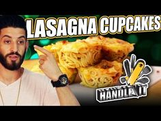 He Puts Pasta In A Cupcake Tin. When He Pulls It Out Of The Oven I'm Drooling! So Yummy! | Diply